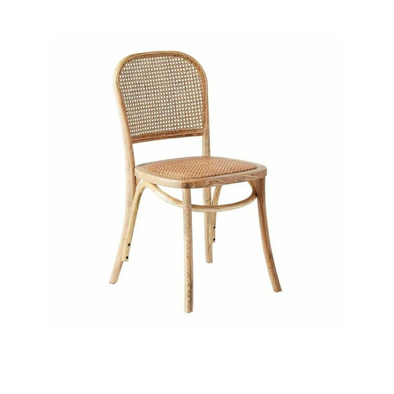 Our Rattan dining chair is supremely comfortable and stylish and would suit most styles of decor, from Beachside contemporary, Hamptons, French Farmhouse and Country. Natural