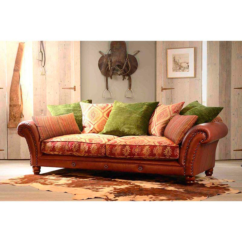 The Eastwood sofa is equally at home in rustic country farmhouse or an elegant, classic-styled lounge room.