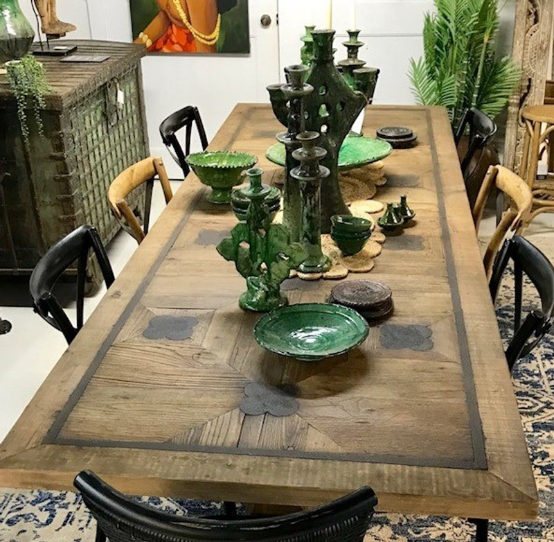Toulouse French Dining Table