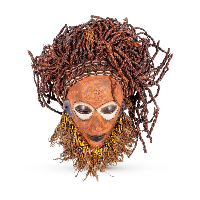 African Tribal Mask 3