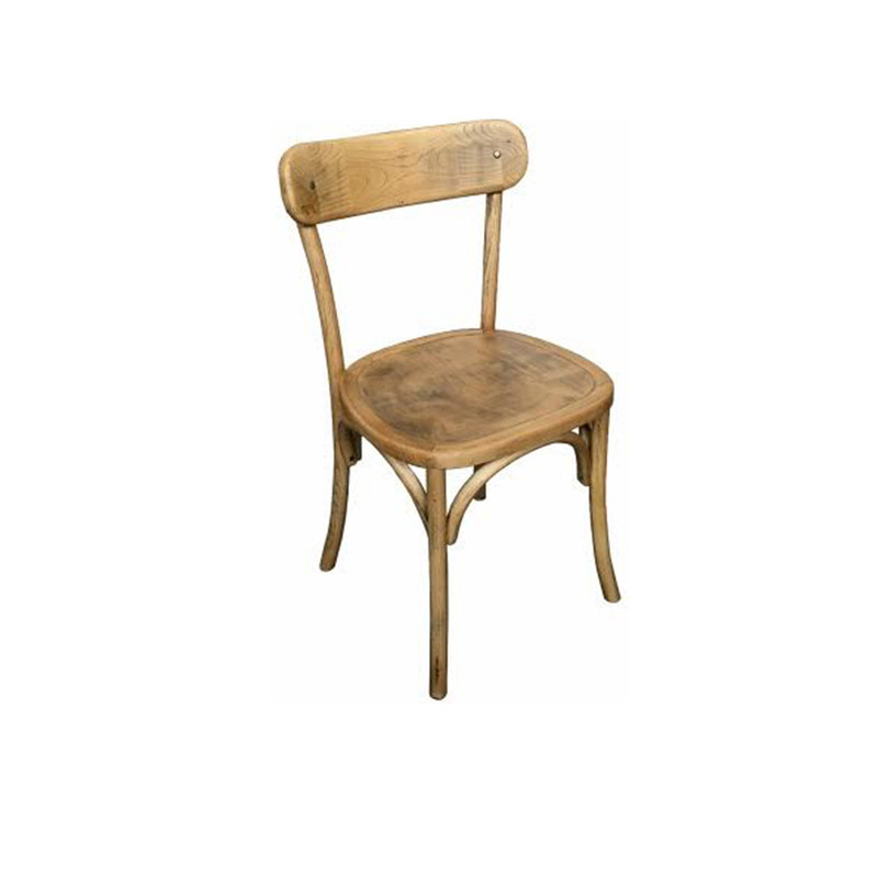 Regatta Dining Chair Natural - Classic dining chair design which will add a simple clean line to eclectic, vintage, and modern clean line dining settings.