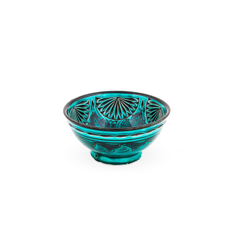 Morrocan Small Bowl Turquoise