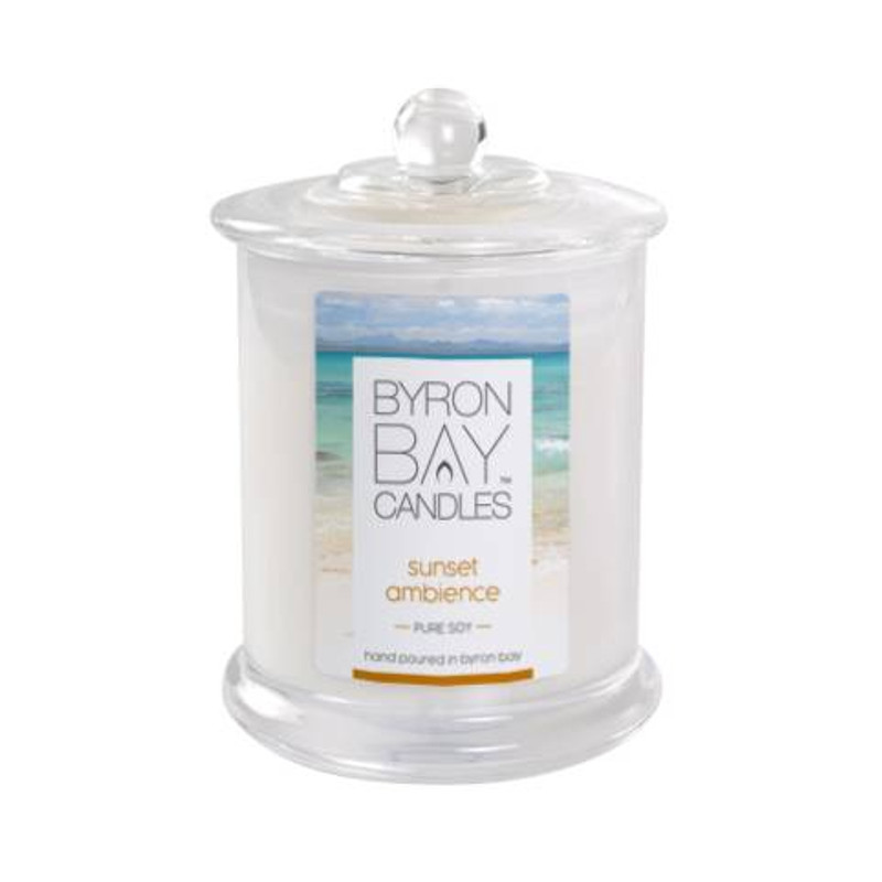 Byron Bay Candle Sunset Ambience