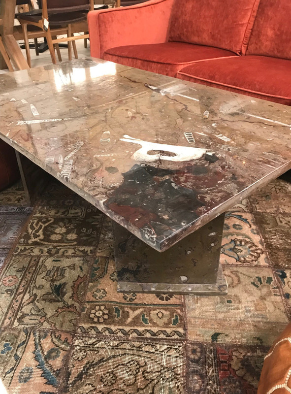 Fossil Coffee Table - ORDER ONLY