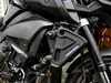 Radiator Side Covers in Matte Twill Weave Carbon Fiber for Yamaha FZ-10-MT-10