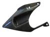 Glossy Plain Weave Carbon Fiber Rear Fender (w/o screws) for Ducati 1198,1098, 848