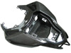 Glossy Plain Weave Carbon Fiber Seat Section for Ducati 1198,1098, 848