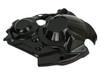 Engine Cover - right side in Glossy Plain Weave Carbon Fiber for Honda CBR1000RR 2017+