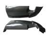 Radiator Covers in Carbon with Fiberglass for Harley-Davidson VRSCF V-Rod Muscle