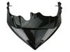 Front Fairing (top) in Glossy Plain Weave Carbon Fiber for MV Agusta Rivale 800