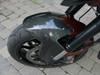 Front Fender (front part) in Glossy Plain Weave Carbon Fiber for KTM 1290 Super Duke R