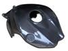Tank Cover in Glossy Plain weave carbon fiber for Honda CBR1000RR 08-11