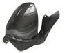 Rear Hugger w/ Chainguard in Glossy Plain Weave Carbon Fiber for MV Agusta Brutale 989 (2008)