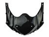 Front Fairing Windscreen Holder in Glossy Twill Weave Carbon Fiber for Suzuki GSXR 600, GSXR 750 2011-2019