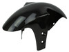 Front Fender in Glossy Plain weave Carbon Fiber for Yamaha R1 98-01