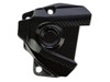 Sprocket Cover in Glossy Twill Weave Carbon Fiber for Yamaha FZ-09/ MT-09/ FJ-09/ XSR900