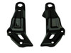 Frame Covers in Glossy Twill Weave Carbon Fiber for Yamaha FZ-07/ MT-07 2015+