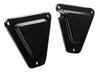 Airbox Covers in Glossy Plain Weave Carbon Fiber for KTM Supermoto 950/990 , SMR,SMT,SE, Superduke, Adventure 2005-2013