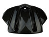 Tank Cover in Glossy Twill Weave Carbon Fiber for Aprilia RSV4 2013+, Tuono V4 2014+