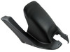 Rear Hugger w/ Chainguard in Matte Plain Weave Carbon Fiber for Buell 6-10 for XB9S,R,RX,XB12S,R,SX