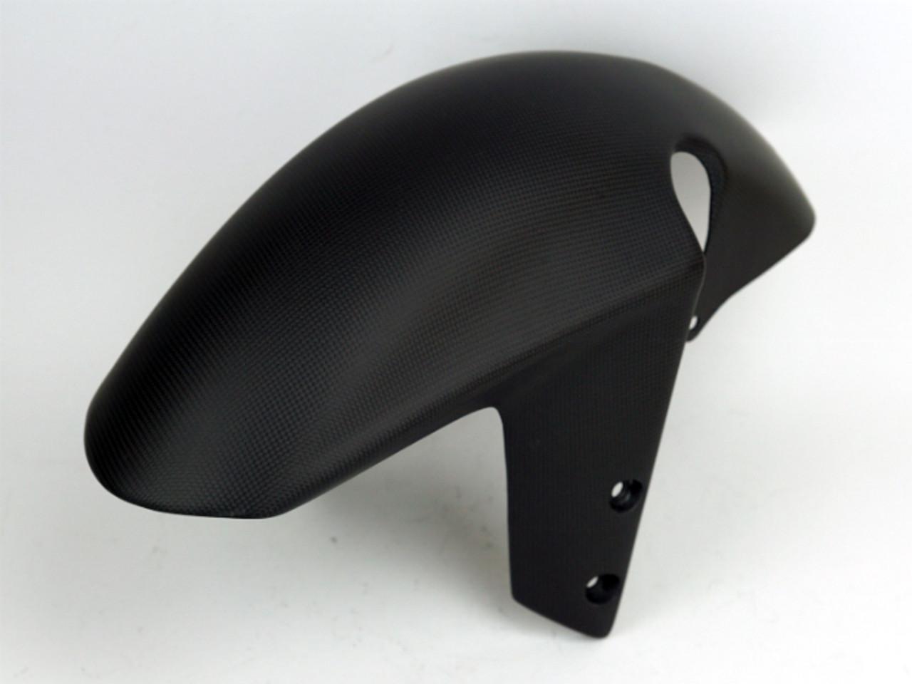 Front Fender in Carbon with Fiberglass for Suzuki GSXR600 01-03, GSXR750 00-03, GSXR1000 01-02