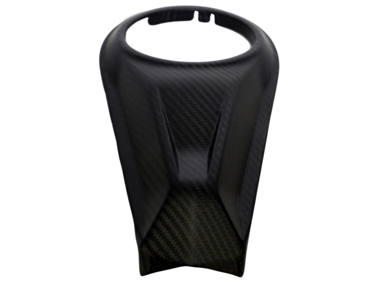 Tank Cover in Matte Twill Weave Carbon Fiber for KTM 1290 Super Duke R 2017+