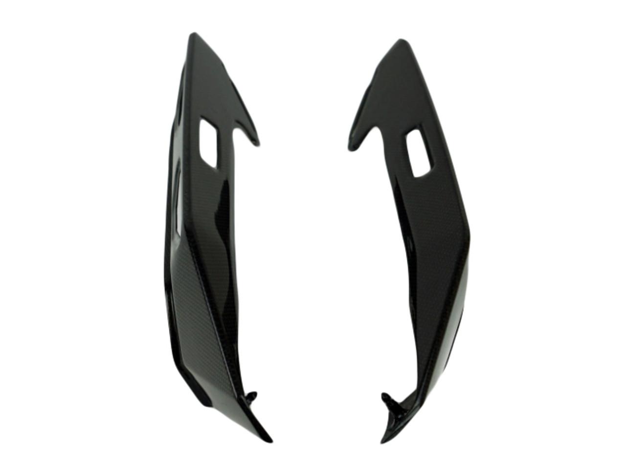 Tail Fairings in Glossy Plain Weave Carbon Fiber for KTM 1290 Super Duke GT