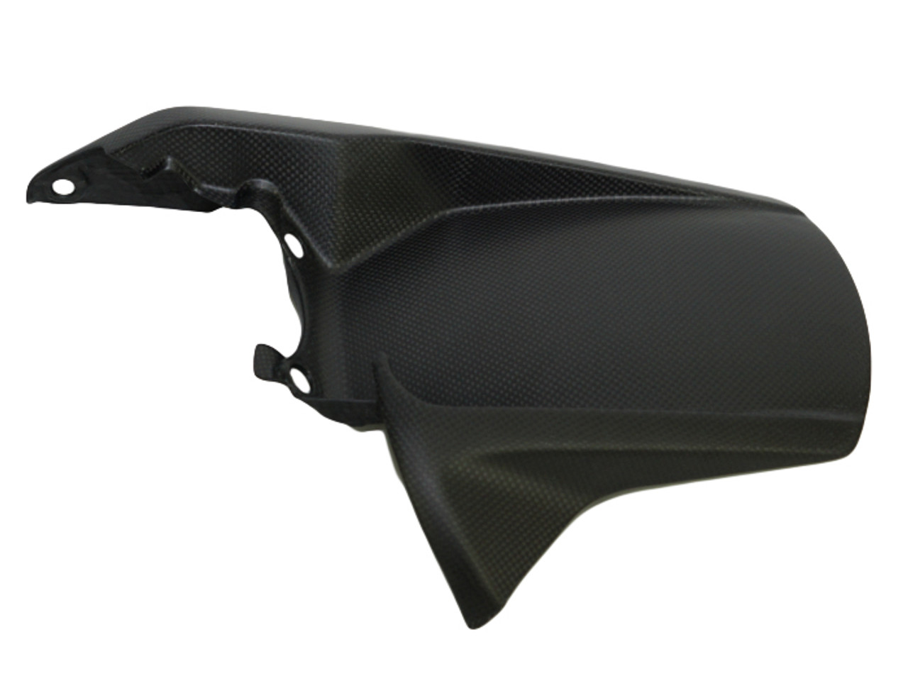 Rear Hugger in Matte Plain Weave Carbon Fiber for Honda CB1000R 2018+