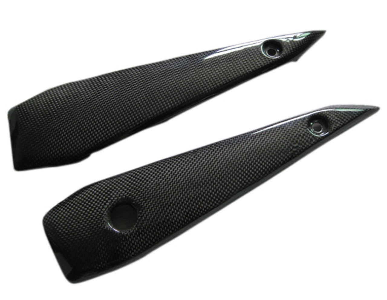 Side Cover in Carbon with Fiberglass for Yamaha FZ1 06