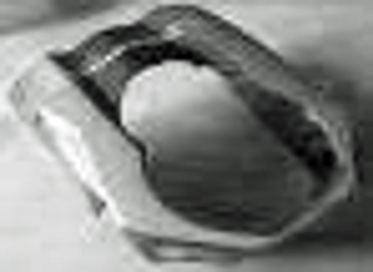 Front Headlight Mask in 100% Carbon Fiber for KTM Superduke 990 2004 - 2006