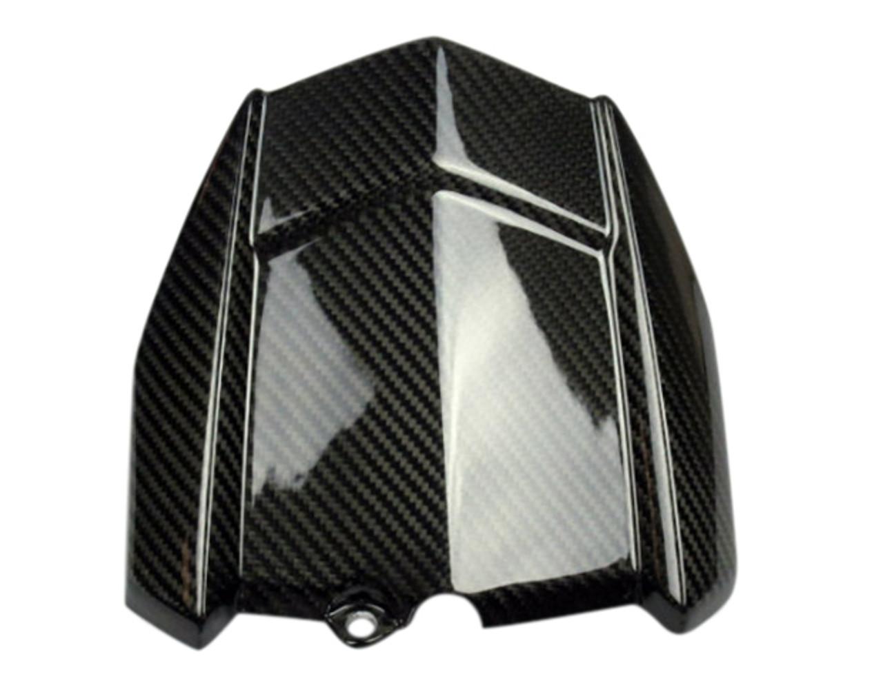 Rear Hugger in Glossy Twill Weave Carbon Fiber for Yamaha FZ-09/ MT-09 / FJ-09/ XSR900
