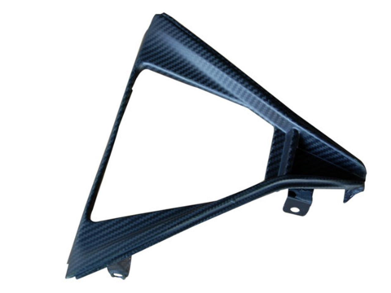 V-Panel in Matte Twill Weave Carbon Fiber for MV Agusta F3 675 & 800