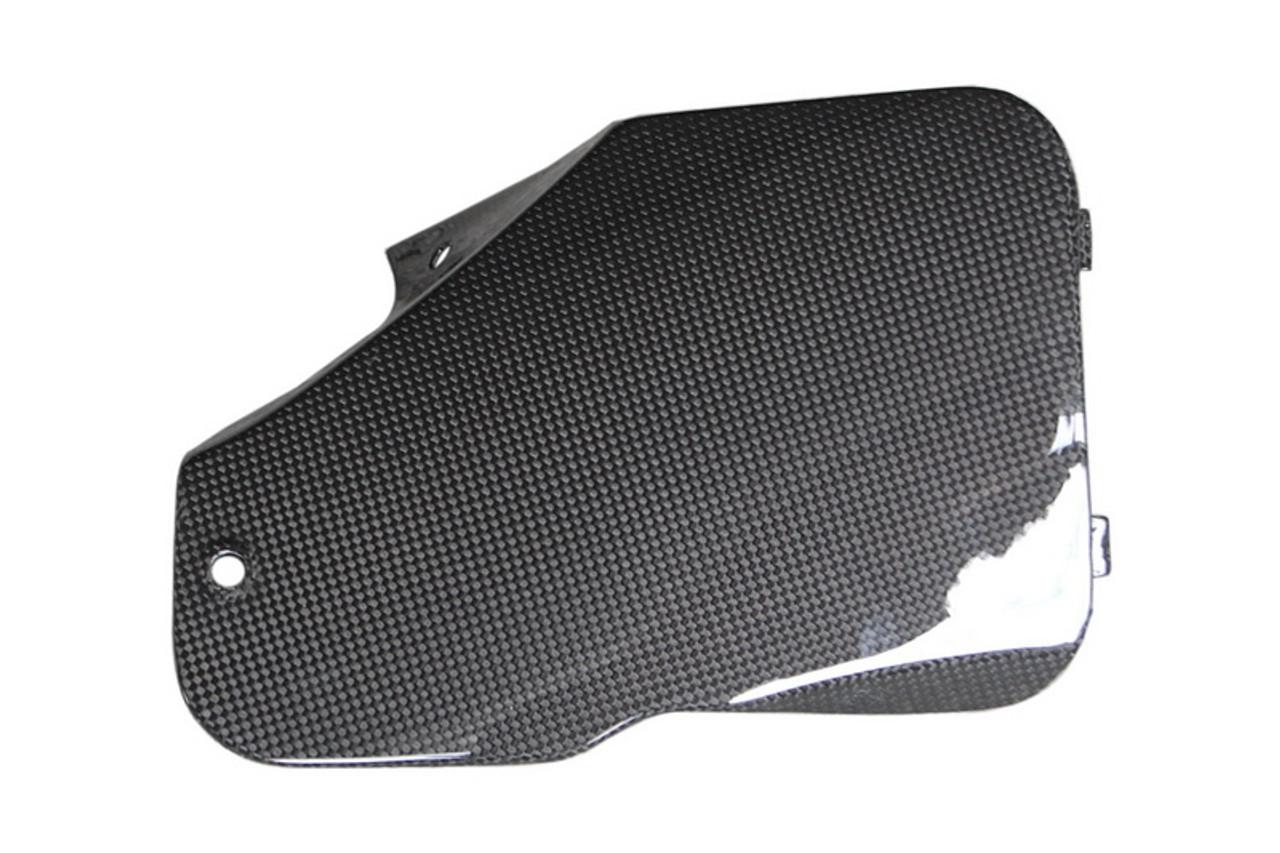 Suzuki TL1000R Battery Cover Carbon Fiber