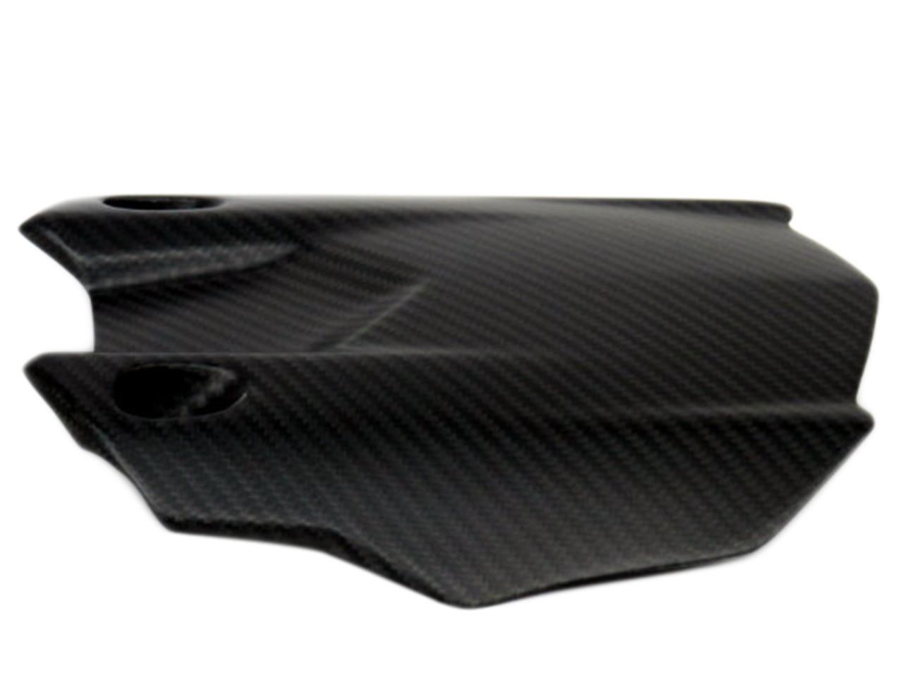 Rear Hugger in Matte Twill Weave Carbon Fiber for Yamaha R1 2015+, FZ-10/MT-10 2017+