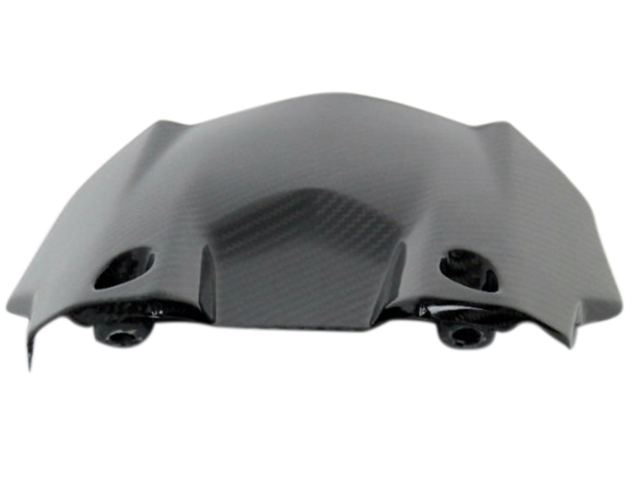 Rear Hugger in Glossy Twill Weave Carbon Fiber for Yamaha R1 2015+