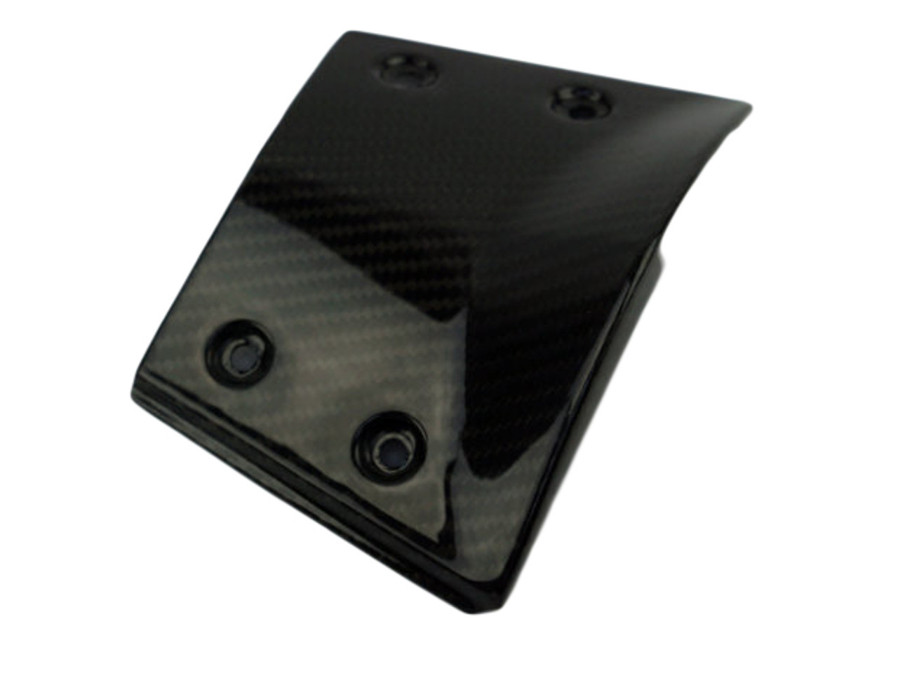 Windshield in Glossy Twill Weave Carbon Fiber for KTM Supermoto 990 , SMR 2008-2013