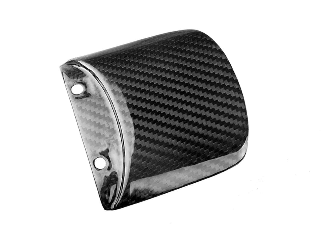Rear Fender Extension in Carbon with Fiberglass for BMW G650GS 2012+