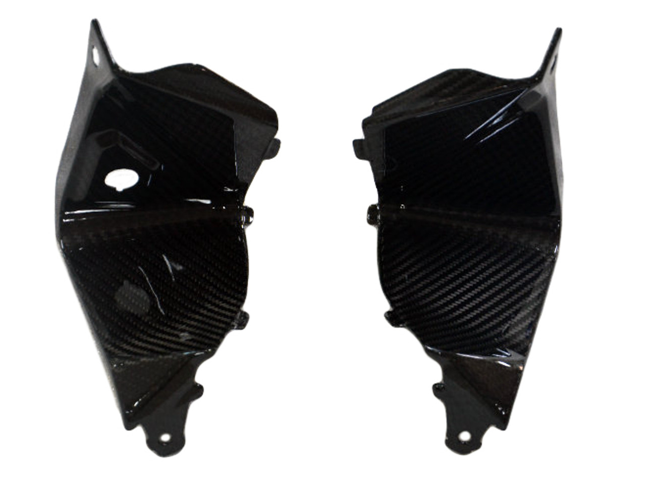 Fairing Kits in Glossy Twill weave Carbon Fiber for BMW S1000XR 2014-2018