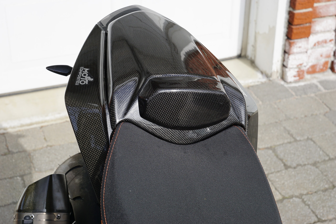 Incredible Seat Cover W Pad In 100 Carbon Fiber For Ktm 1290 Super Duke R Caraccident5 Cool Chair Designs And Ideas Caraccident5Info