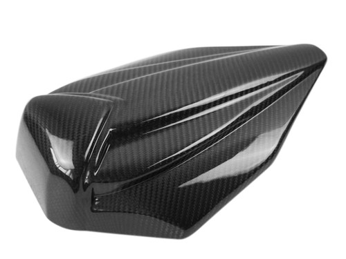 Seat Cowl in Glossy Twill Weave Carbon Fiber for Yamaha FZ-07-MT-07