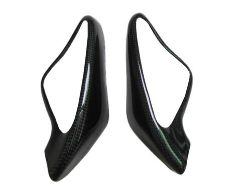Glossy Plain Weave Carbon Fiber