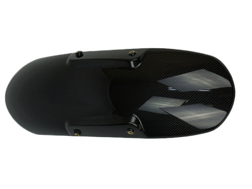 Front Fender in Glossy Plain Weave Carbon Fiber for BMW R nineT 2015+