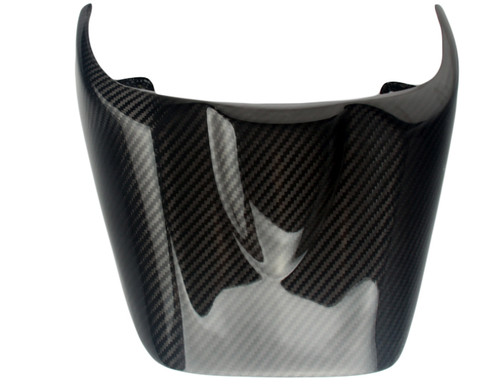 Seat Cowl in Glossy Twill Weave Carbon Fiber for Honda Grom MSX 125 2013-2016