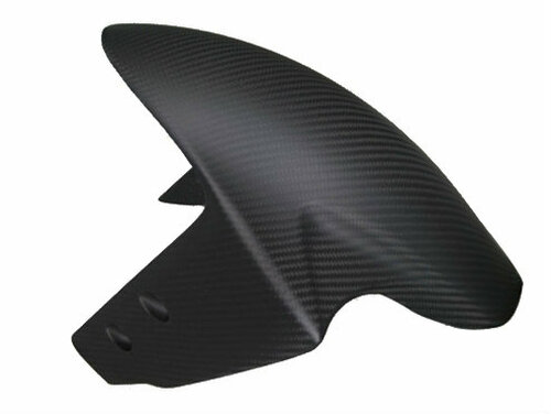 Matte Twill Weave Carbon Fiber Front Fender for Ducati Panigale 899, 959, 1199, 1299