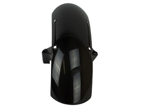 Front Fender in Glossy Plain Weave Carbon Fiber for Kawasaki Z900RS