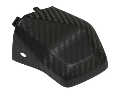 Top of Headlight in Matte Twill Weave Carbon Fiber for Yamaha FZ-09-MT-09 2017+