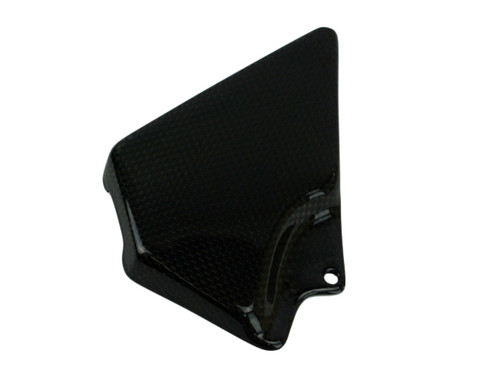 ABS Cover in Matte Plain Weave Carbon Fiber for Kawasaki Z900RS