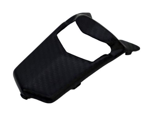 Windscreen Center Plate in Matte Twill Weave Carbon Fiber for Yamaha FZ-10-MT-10
