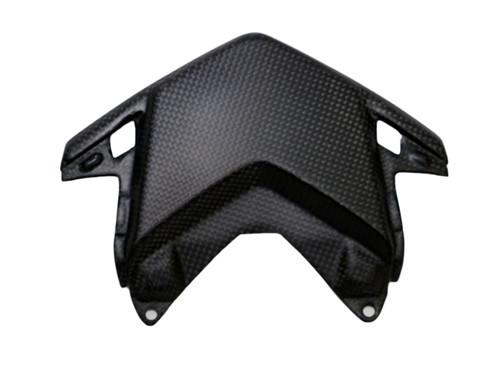 Tail Light Cover in Matte Plain Weave Carbon Fiber for Honda CBR1000RR 2017+