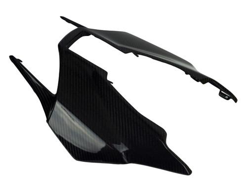 Undertail in Glossy Twill Weave Carbon Fiber for Honda CBR1000RR 2017+